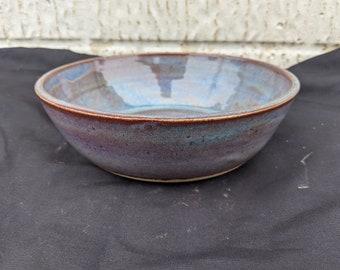 harvest bowl autumn bowl farmhouse bowl thanksgiving bowl Vintage WCL ceramic serving bowl