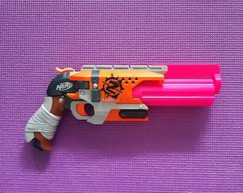 Nerf Hammershot 32 short dart cylinder mod. - CYLINDER ONLY -