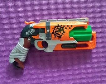 Nerf Hammershot 16 short dart cylinder mod. - CYLINDER ONLY -