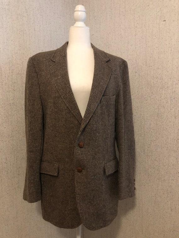 Vintage 70's Levi's Tweed Blazer
