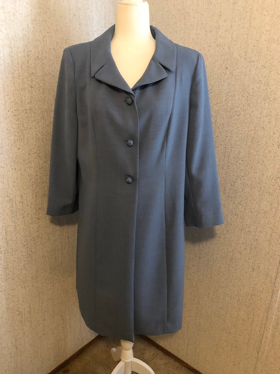 Vintage 80's does 60's Leslie Fay Coat