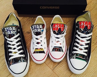 Star wars sneakers | Etsy