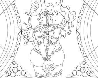 Adult Xxx Coloring Pages - Coloring Pages Kids 2019 | 270x340