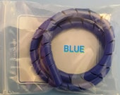 Spiral cut tubing for stethoscopes