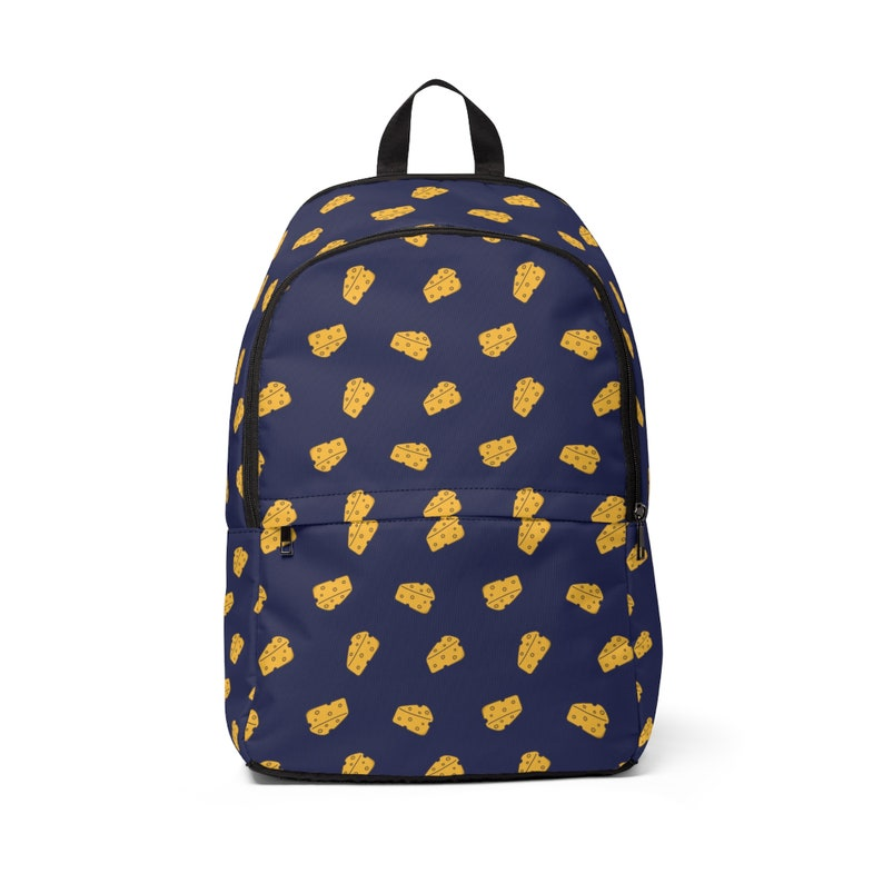 Cheese Lover Backpack/ Rucksack image 0