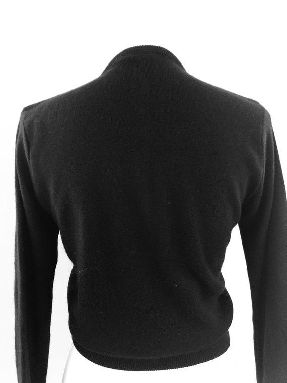 1950s Beaded Sweater - image 6