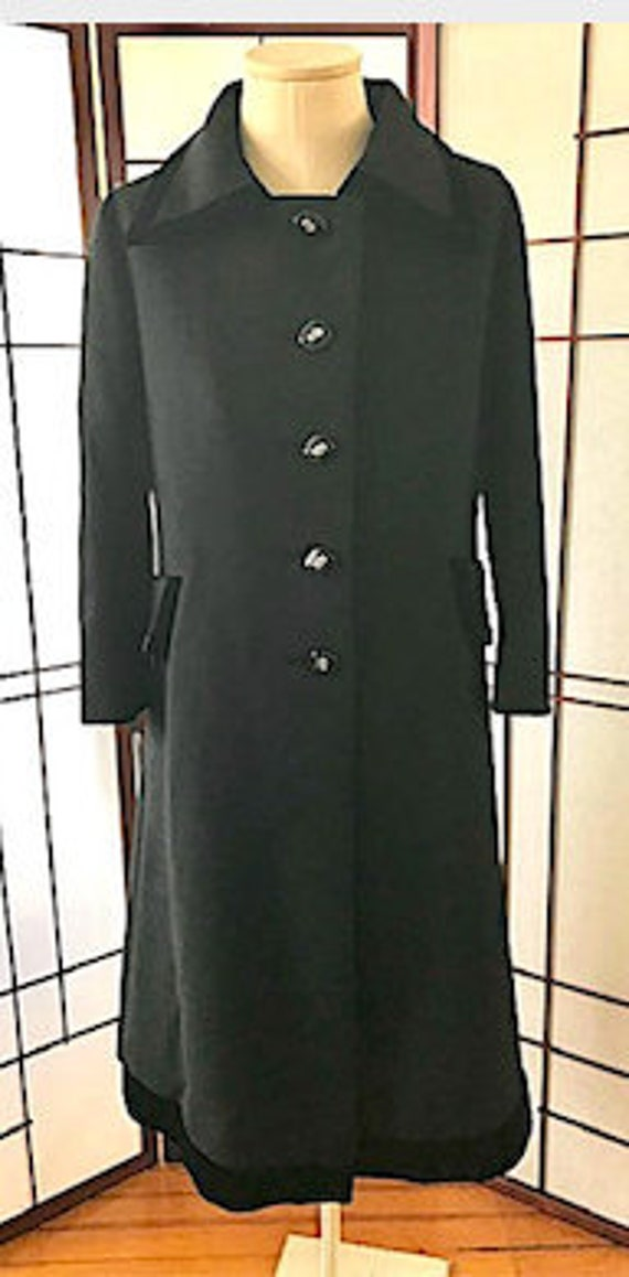 Bill Blass Collection -Rare Vintage 1070's Coat