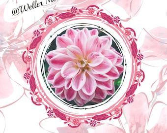 One Day Flower Decor Printable