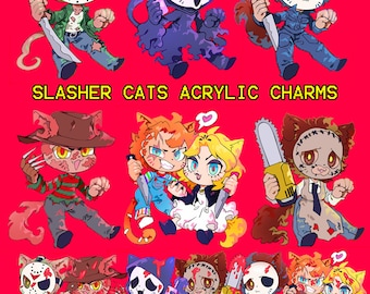 Slasher Charms [RETIRING]