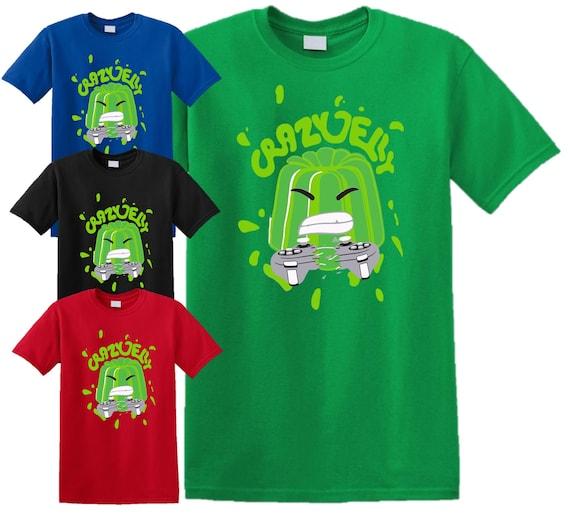 Sourire Jelly gammer Merch youtuber Player Kids T-Shirt Cadeaux Tee Top Kids Hoody