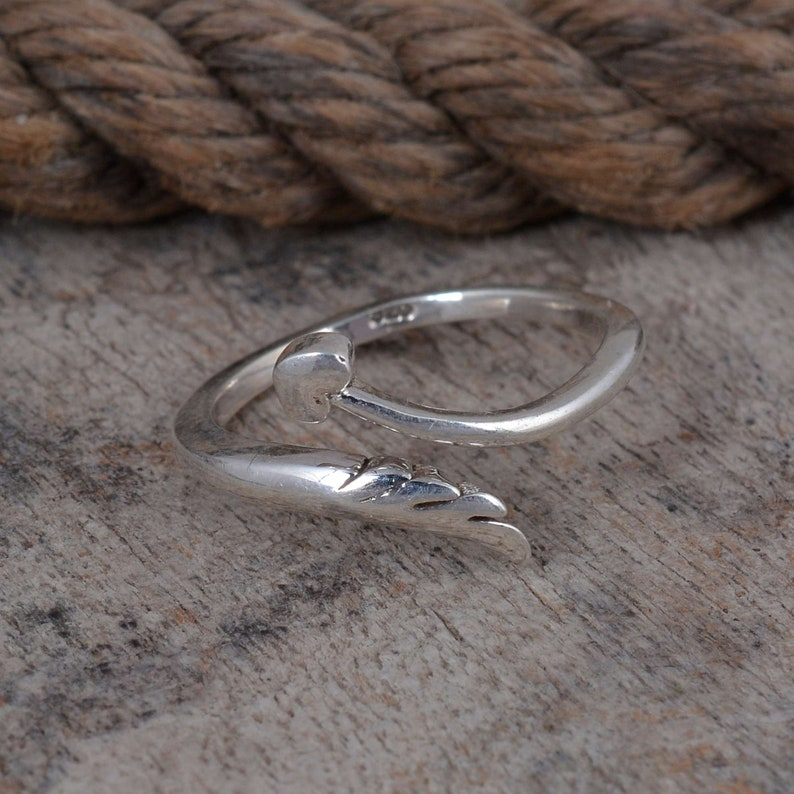 Designer ring,Adjustable ring,Silver jewelry Handmade ring,knuckle ring,Statement ring,Sterling silver ring,Christmas gift,Engagement ring