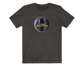 Space Coffin Sphere Unisex Jersey Short Sleeve Tee