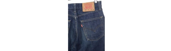 vintage 00's 515 Levi's pants, unisex denim pants,