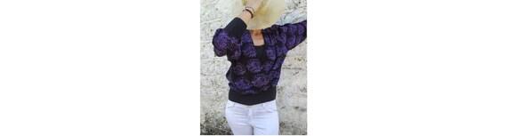 vintage 80's women's sweater, women's sweaters, vi