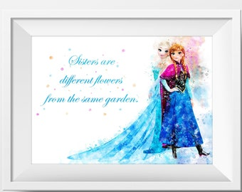 Cool Frozen Quotes Etsy Personalised Birthday Cards Paralily Jamesorg