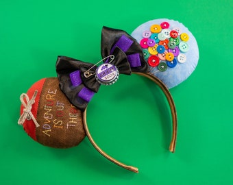 Adventure Is Out There Up! Inspired Mouse Ears