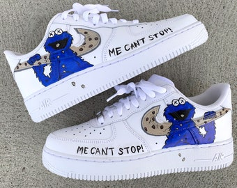 Me Can't Stop AF1s