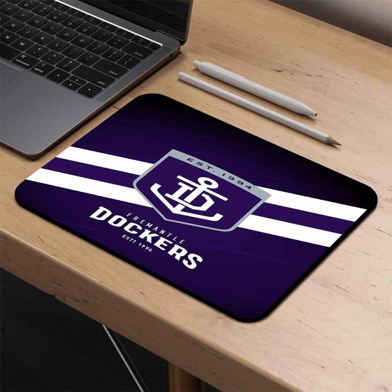 Freemantle Dockers AFL Football Team Mouse Pad