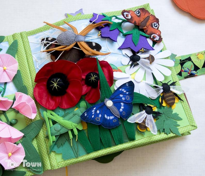 ruhige buch insekten für kinder personalisierte geschenk