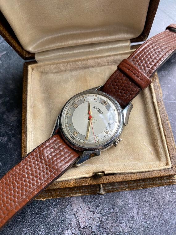Vintage Roamer Ladies Wristwatch - Swiss Made - 1… - image 1
