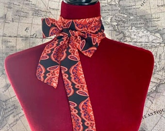 Double Layer Skinny Scarf