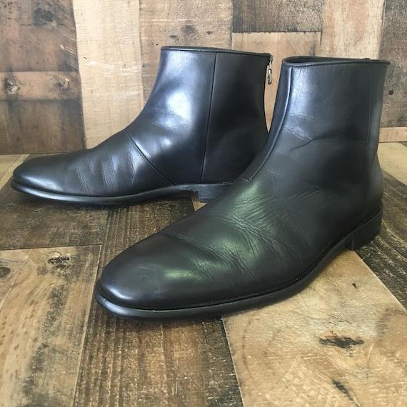 John Varvatos A664B Ankle Boots Mens 9.5 M