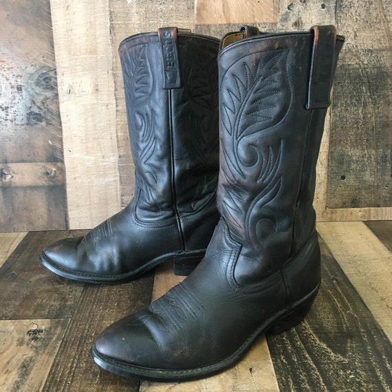 Red Wing Vintage Cowboy Work Boots Men's 8eee