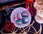 Ruby Kyanite Hand Polished & Tumbled Stone