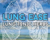 Lung Ease – Lung Tonic Herbs