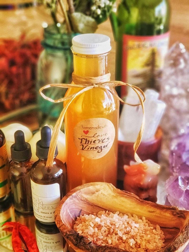 Four Thieves Vinegar Kit image 1