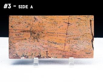 Picture Jasper - polished tile slab, plate