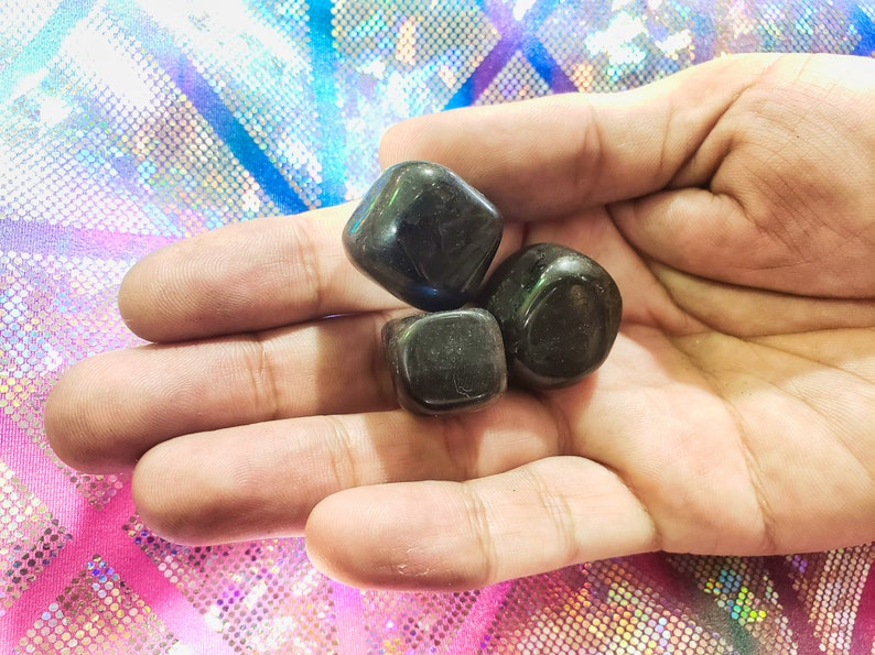 Larvikite Tumble Stone image 1