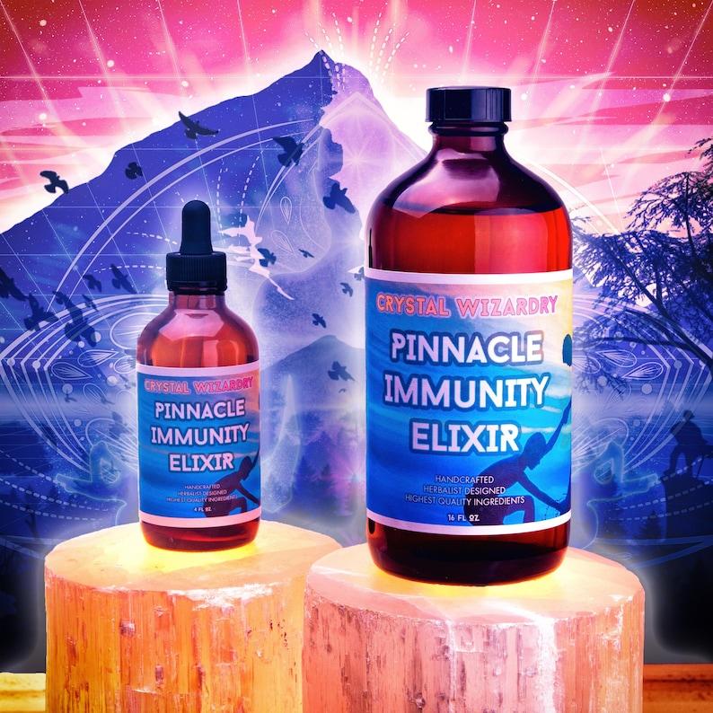 Pinnacle Immunity Elixir tincture image 1