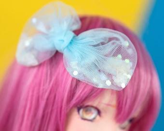 Glitter Hair clip – BJD, Dollfie Dream, Smart Doll and other dolls