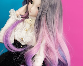 """Caelum 8-9"""" BJD Doll wig for Dollfie Dream, Smart Doll and 1/3 SD"""