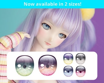 Twinkle Follow me doll eyes for Smart Doll, Dollfie Dream and other Bjd