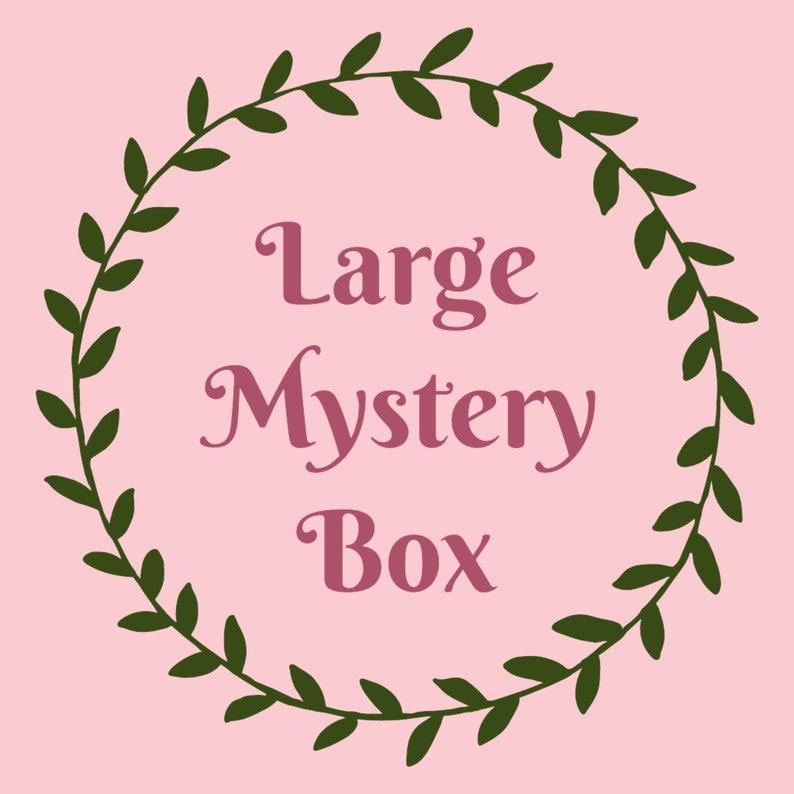 mystery box  surprise box Large Mystery Box