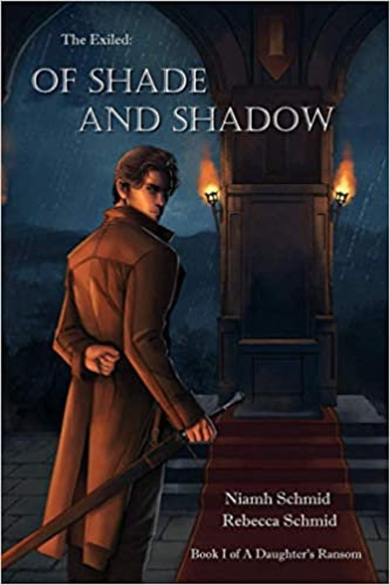 The Exiled: Of Shade and Shadow image 1
