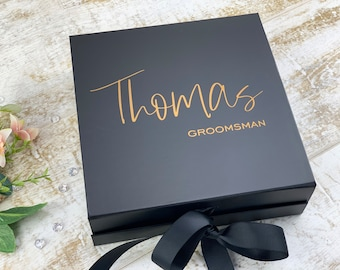 bridal gift box personalised wedding box bridal trinket box jewelry box Wedding gift box decoupaged gift box valentine jewellery box