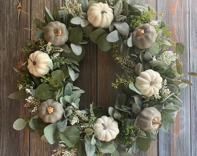 Fall/Autumn Wreaths