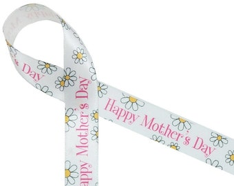 1 /& 2 metres 3 Designs FATHER/'S DAY RIBBON