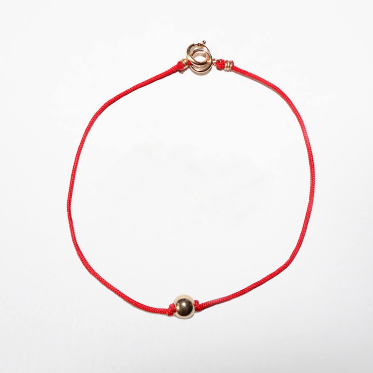 EmyCoShine Chinese New Year Lucky Bracelet