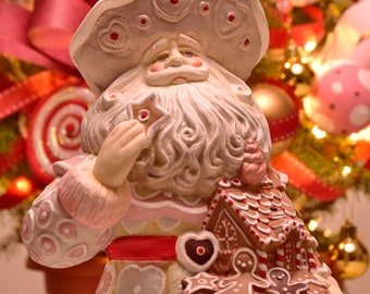 Northern Ceramics Santa Claus