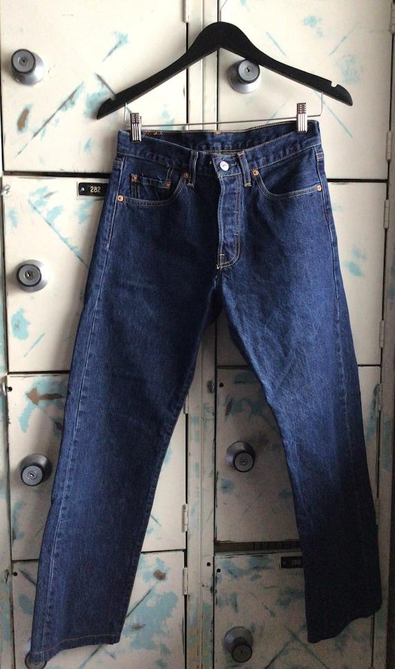Vintage Levis jeans 501 xx straight leg