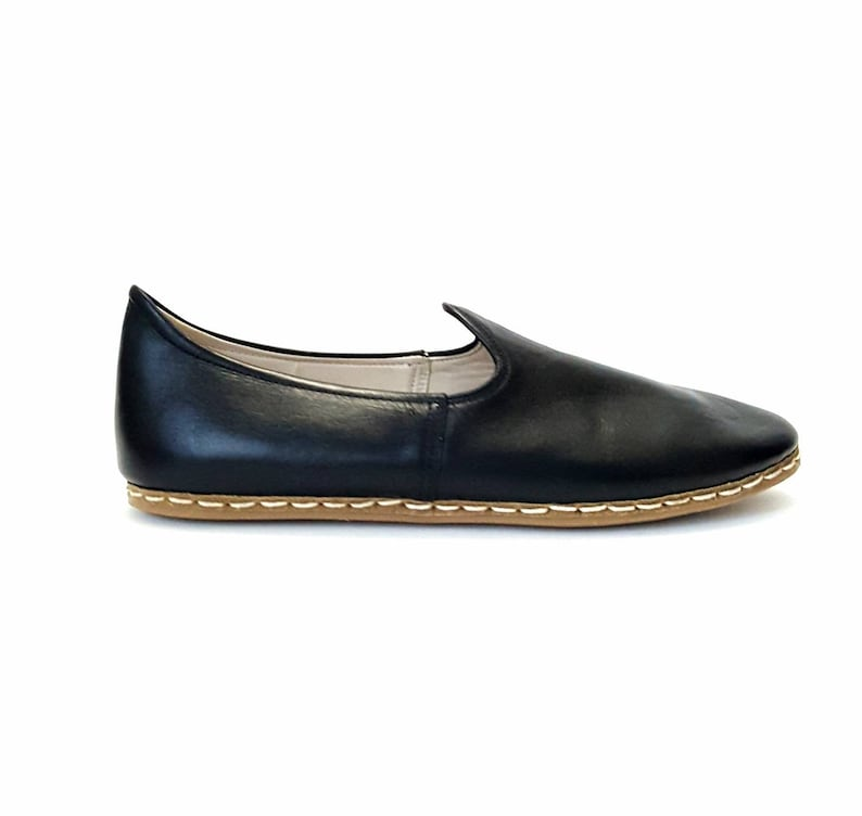 Closeout In Stock Handmade  Green Organic Dye 100/% Leather Flat Slip Ons Men Loafers Emir Classic Earthing Grounding Shoes