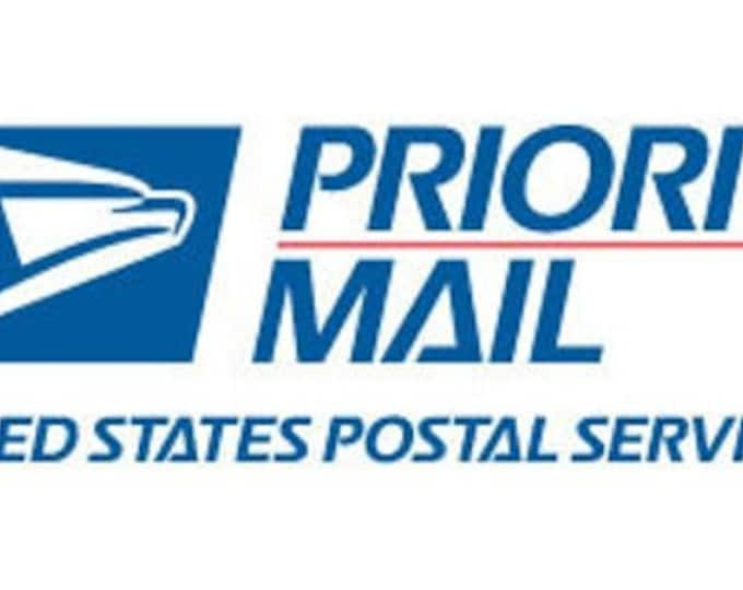 Priority USPS Shipping Upgrade