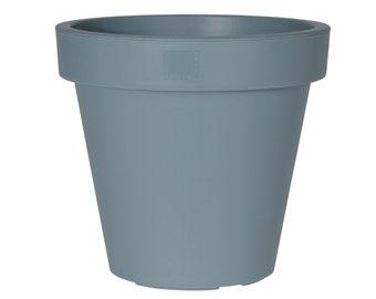 Extra Large 55cm Large Garden Planter Plant Pot Plastic Trough Raised Planter