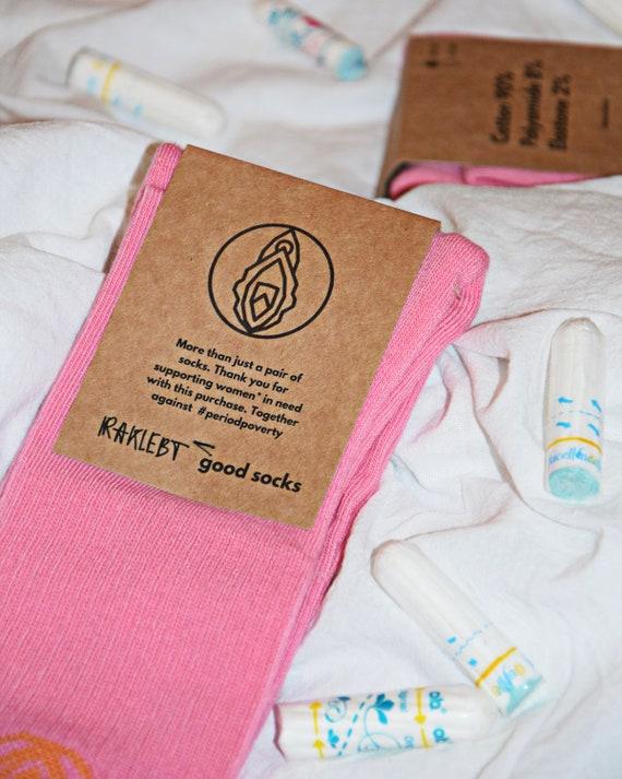 Women's Day Socks + Donation