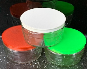 Lids for Gu Pots: now you have an excuse to eat more dessert!