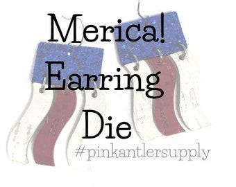FREE SHIPPING Isla earring Die